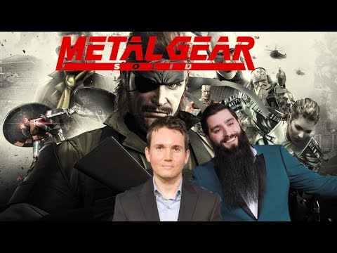 Metal Gear Solid Movie Moves Forward