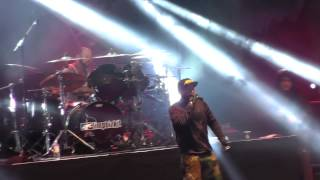 Limp Bizkit LIVE Bring The Noise (Public Enemy cover) with Anthrax Hamburg, DE 24.06.2014 FULLHD