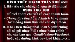 [Beat] Biết Ơn Chị Võ Thị Sáu (Version 2) - Thanh Thúy (Phối Chuẩn)