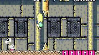 Game Boy Advance Longplay [056] Super Mario World: Super Mario Advance 2