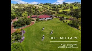 Deepdale Farm, West Toodyay WA - FOR SALE