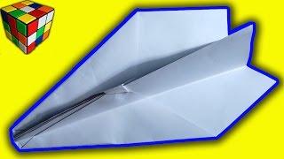 Самолет из бумаги! Как сделать самолёт оригами из бумаги своими руками. Поделка от Детский Мир!(Учимся рукоделию! Как сделать самолёт из бумаги! Бумажный Самолет Origami своими руками! Всё поэтапно и доступ..., 2015-12-18T18:41:54.000Z)