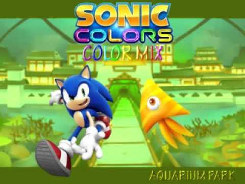 Sonic Bge Aquarium Park Download