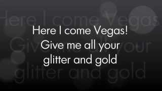 Here I Come Vegas Lyrics