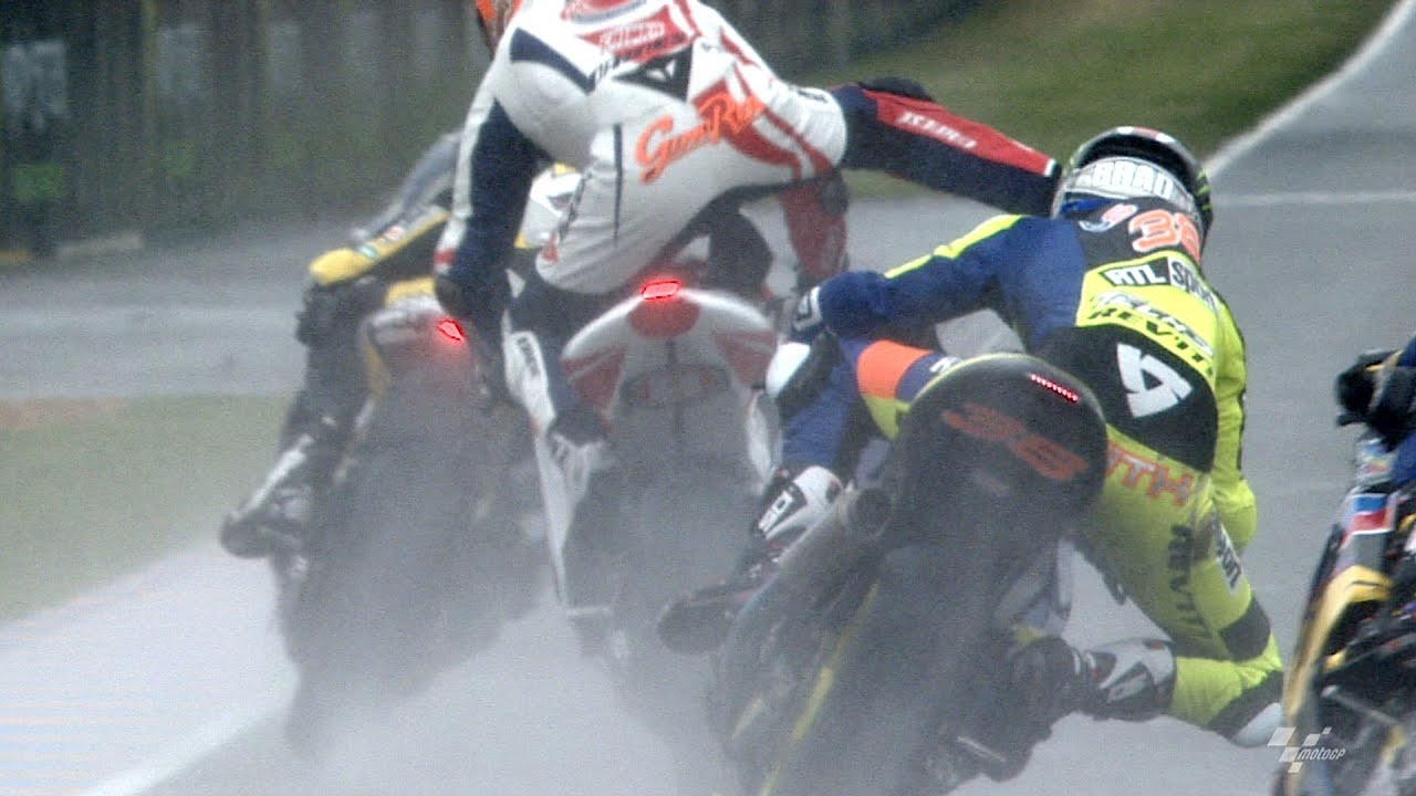 Download Biggest wobbles and best saves in MotoGP™