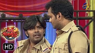 Sudigaali Sudheer Performance | Extra Jabardasth | 18th November 2016 | ETV Telugu