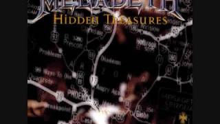 Megadeth- Problems/ With Lyrics