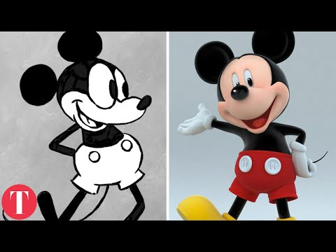20 Things You Didn't Know About Mickey Mouse