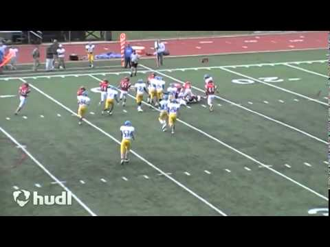Vincent Eguakun vs Olentangy High School 9-13-14