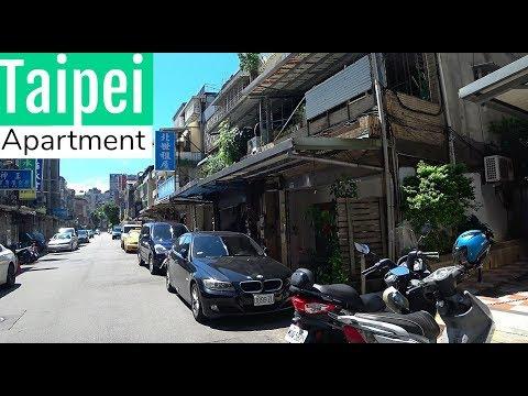Taipei City Apartment Tour | 3 month Lease!