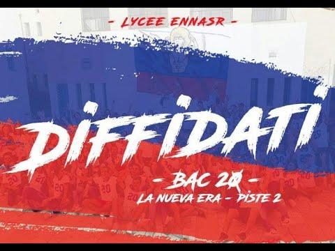 Piste 2-Diffidati M9/6-Album La Nueva Era-Lycée Ennasr-Bac 2020