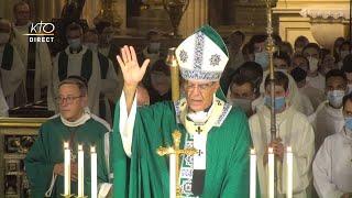 Messe du 20 septembre 2020 à Saint-Germain-l'Auxerrois