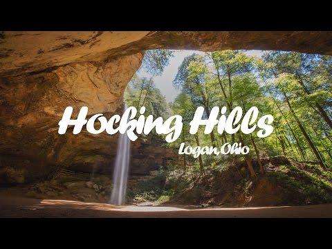 Hocking Hills - Ohio (4K Test)
