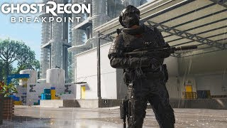 Ghost Recon Breakpoint FAST PACED STEALTH COMPOUND! Ghost Recon Breakpoint Free Roam