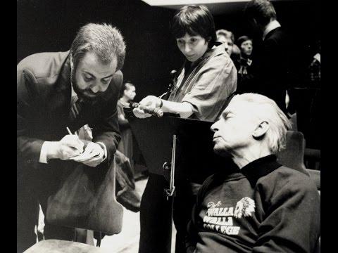 Erinnerungen an Karajan in Leipzig 1981