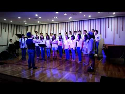 Street Song Concert #1   014   The Prayer by Shyam Choir