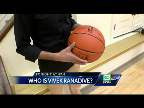Preview: Who is Vivek Ranadive?