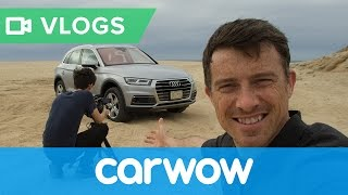 What happens on a new car launch | MatVlogs