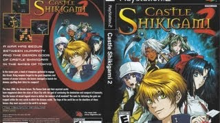 Uncommon Game Showcase 015 - Castle of Shikigami 2 (PS2)