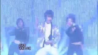 "[Eng Sub] SS501 ""4 Chance"" & Winning 1st Place on 