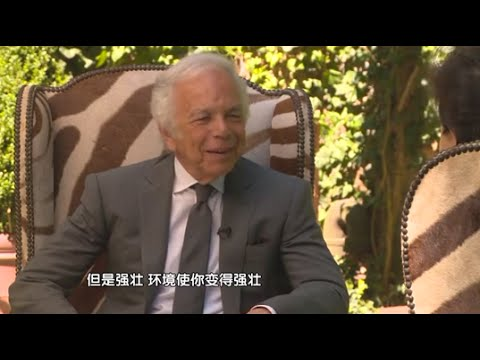 Yang Lan One on One with Ralph Lauren - Part 1