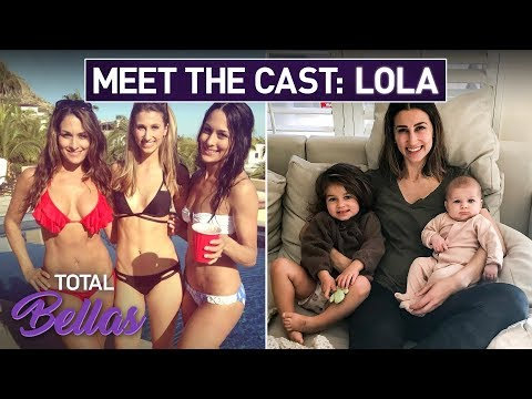 The Bella Twins sister-in-law talks Birdie, family and mommy vlogging!