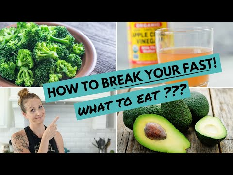 How to Break a Fast For Women [Female Fasting Instructions] from YouTube · Duration:  14 minutes 25 seconds