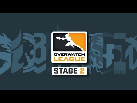 Now Entering Stage 2 of the Overwatch League