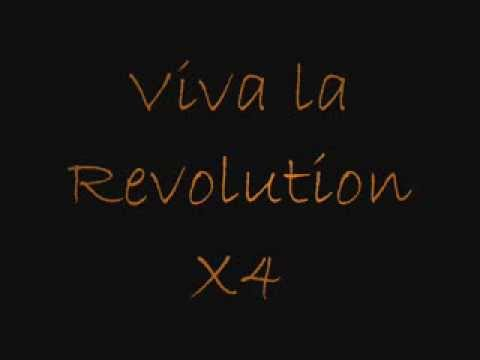 The Adicts-Viva La Revolution (Lyrics)