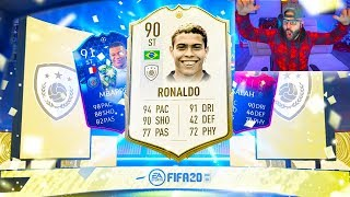 OMG I PACKED RONALDO! & GOT TOTGS MBAPPE!! BEST PACK OPENING EVER! FIFA 20 Ultimate Team