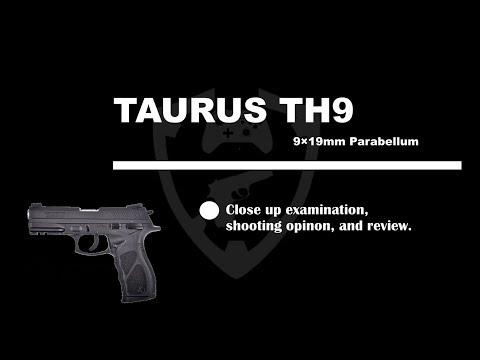 Taurus TH9 : Pistols