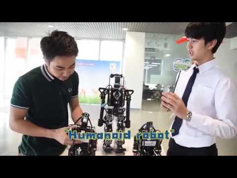 ช่วง Open House On Air สาขาวิศวกรรมหุ่นยนต์และระบบอัตโนมัติ ฟีโบ้ มจธ.