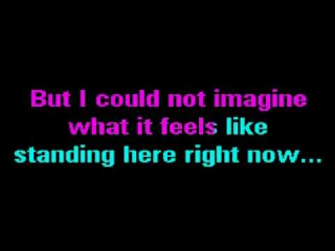 Geraldine McQueen The Winners Song Karaoke Instrumental