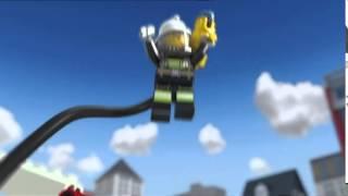 """樂高城市消防系列 15"""" 廣告 [HD]"""