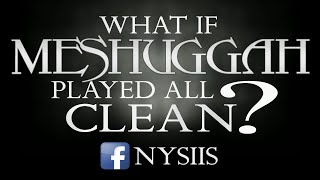 NYSIIS - What If Meshuggah Played Clean? (audio)