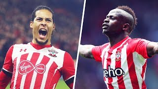 The incredible XI Southampton could have had if they'd kept all their players