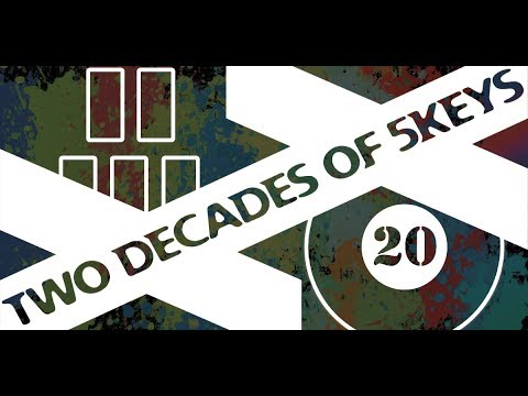 TWO DECADES OF 5 KEYS 当日放送(アーカイブス)
