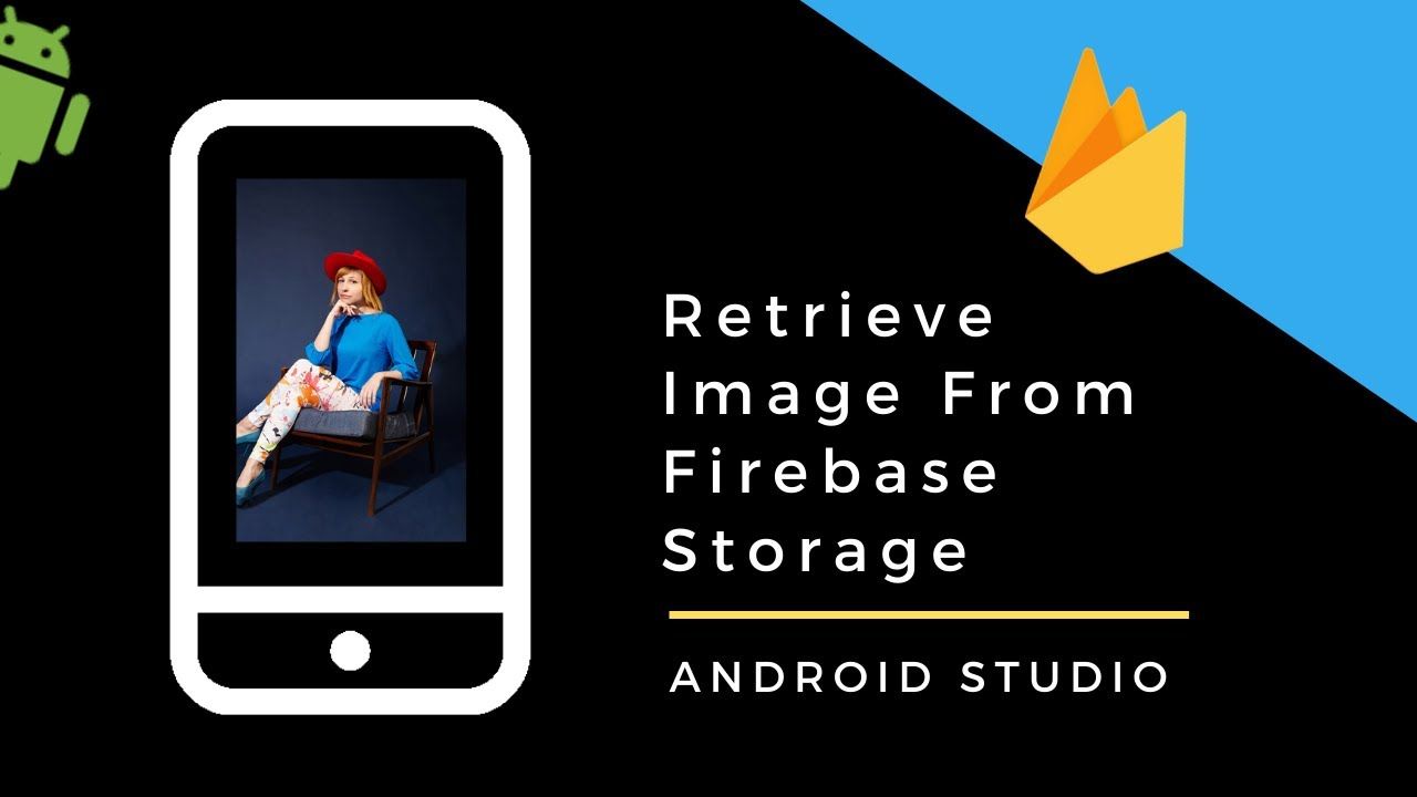 Retrieve Image In Android App From Firebase Storage
