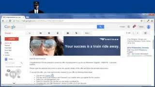 #HowTo: Accept an Amtrak Job Offer