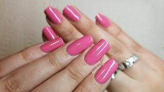 💅 Nailpolish Of The Week - Sinful Colors Pink Forever - femketjeNL