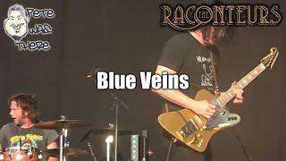 The Raconteurs - Blue Veins (ACL Music Fest, Austin, TX 10/04/2019) HD