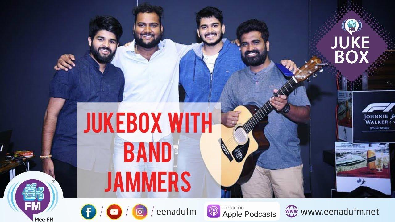Juke Box With The Band Jammers   Musical Journey   Eenadu Fm   E Fm