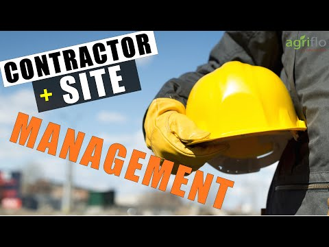 Contractor & Site Management: Health & Safety