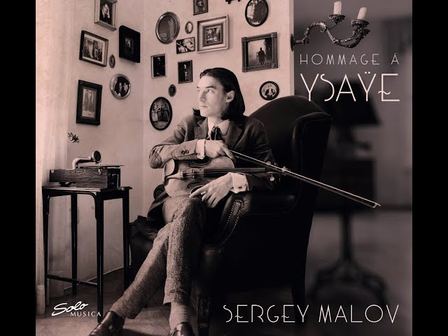 EPK Sergey Malov - from the album