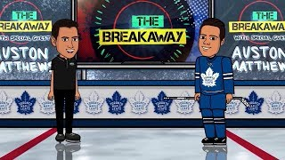 NHL Network Ice Time: Auston Matthews gets animated to answer fan questions