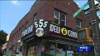 Man, 28, shot in the head and killed in Brooklyn deli