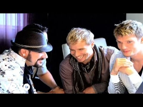 Backstreet Boys - This Is Us Photo Shoot Sizzle Clip