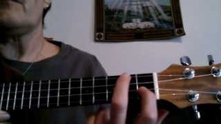 Ukulele Tutorial - My Redeemer Lives - I Know He Rescued My Soul