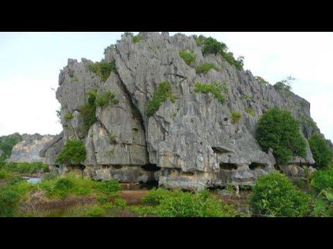 Kỳ quan núi đá dựng hùng vĩ tại Hà Tiên-Sắc Màu Miền Tây 468
