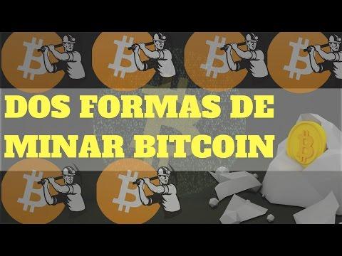 Dos formas de Minar Bitcoin (Ecuador,Mexico, Panama, etc)